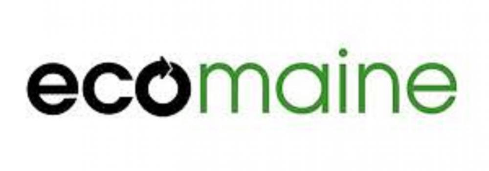 ecomaine logo