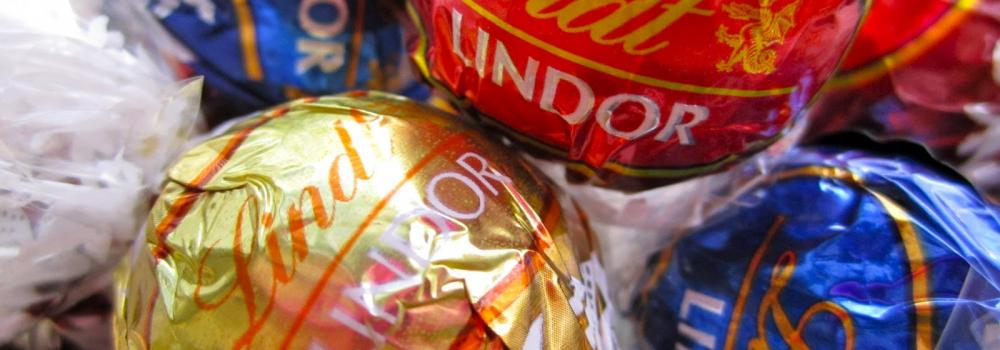 Lindt candy