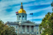 NH State Capitol building