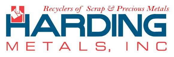 Harding Metals Logo