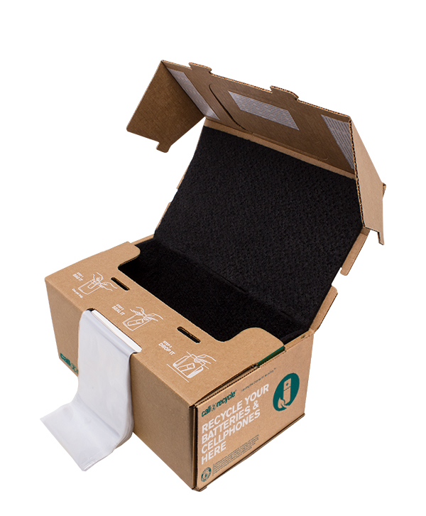 Small Call2Recycle Box